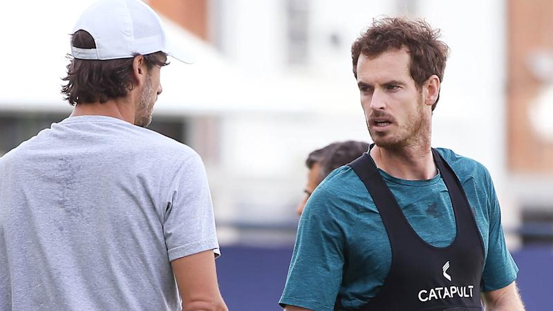 Andy Murray: Hip operation was 'life changing', ahead of Queen's return