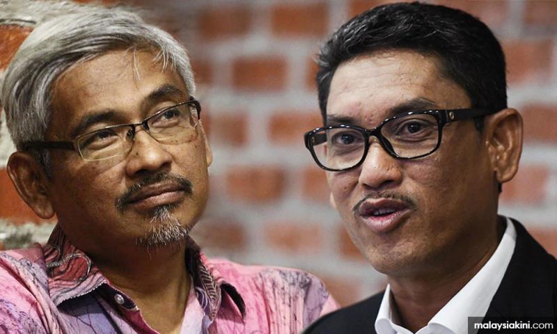 Aziz Bari: Perhaps Perak MB should punch his own face