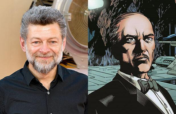 Andy Serkis in Talks to Play Alfred Pennyworth in Matt Reeves' 'The Batman' (Exclusive)