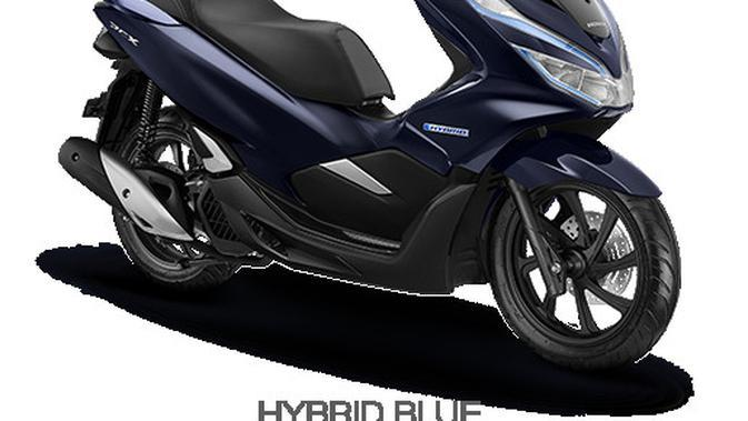Honda PCX Hybrid (astra-honda.com)