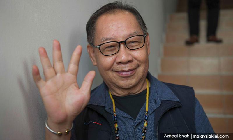 After PBS 'betrayal', Kitingan says PN is backing indie incumbents