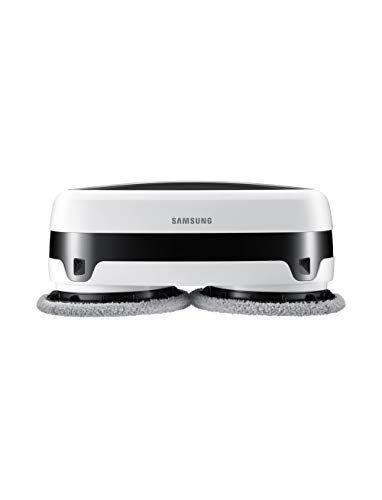 """<p><strong>Samsung Electronics</strong></p><p>amazon.com</p><p><strong>$249.99</strong></p><p><a href=""""https://www.amazon.com/dp/B086NZHSBP?tag=syn-yahoo-20&ascsubtag=%5Bartid%7C10055.g.31789666%5Bsrc%7Cyahoo-us"""" target=""""_blank"""">Shop Now</a></p><p>Samsung's double-pad JetBot covers twice the ground of other robot mops in a single pass. It comes with two sets of microfiber pads, one for dry buffing and the other for wet cleaning. Simply fill the reservoirs above each pad with tap water to keep the spinning pads continually moist as it cleans. You can select from eight different cleaning modes and patterns to tackle edges, focus on dirty spots, clean randomly and more. The JetBop slim design makes it easy to store and there's even a handheld mode for using it on stairs and other above-the-floor surfaces. At this great price, it comes with a remote control and a drip tray, but isn't as sophisticated as some we have seen. You'll have to block off areas you don't want it to go and it doesn't sense on its own when it's finished cleaning. Each charge provides up to 100 minutes of run time, so in our tests we were able to clean a vinyl kitchen floor and a ceramic tile entry and hallway with time to spare. And the dirty pads came out of the wash looking brand new! </p>"""