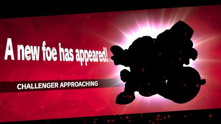Super Smash Bros Ultimate Challenger Approaches
