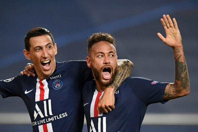 Neymar helps lead PSG past Leipzig and into first ever Champions League final