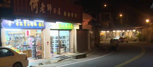 颱風加花蓮強震 台東知本觀光業慘澹