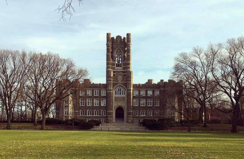 Fordham University student dead in bell tower fall