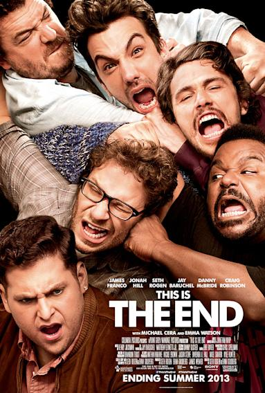 """This is the End"" Poster"