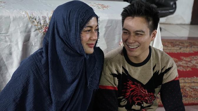 Aqiqah Anak Baim Wong dan Paula Verhoeven. (Daniel Kampua/Fimela.com)