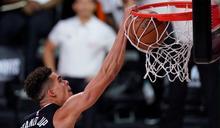 NBA/炸裂!金塊新秀限制級灌籃 扣飛快艇最佳第六人