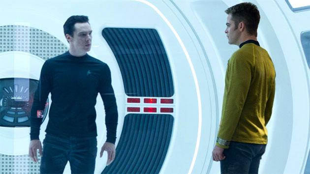 'Star Trek Into Darkness' trailer looks at Kirk's flaws … and possible shot at redemption