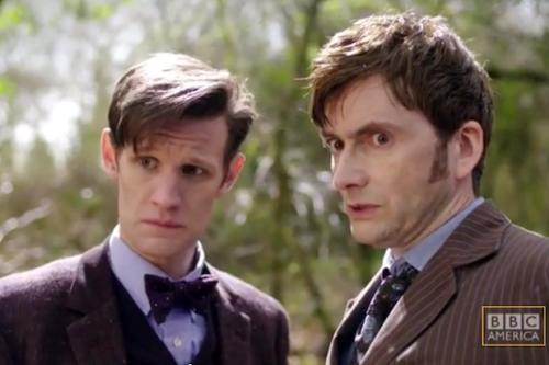 'Doctor Who' 50th Anniversary Special Sets Records for BBC America