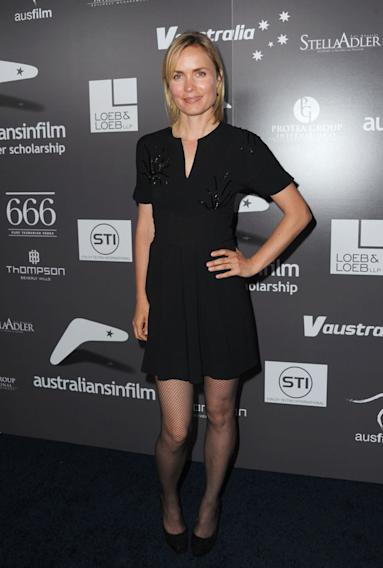 Australians In Film's 2011 Breakthrough Awards - Arrivals