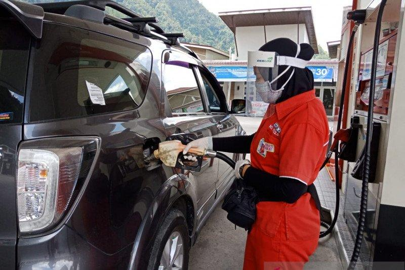 Permintaan meningkat pada normal baru, Pertamina jamin stok BBM aman