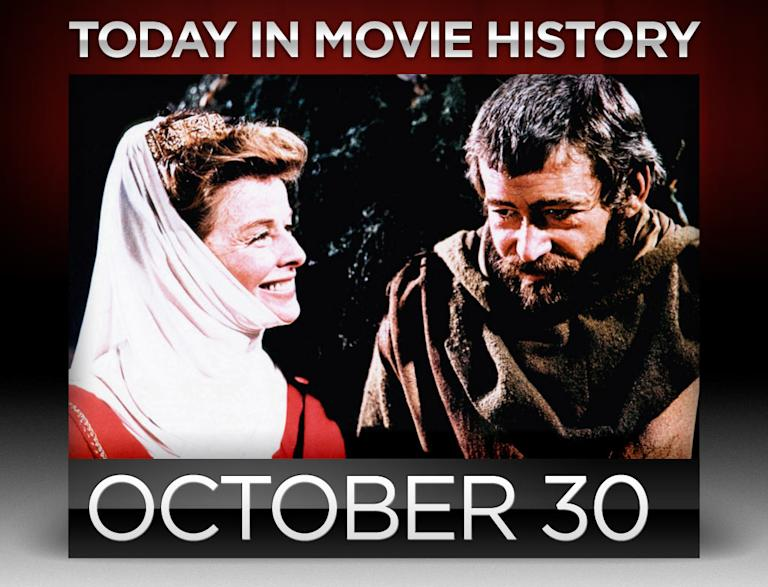 today in movie history, october 30