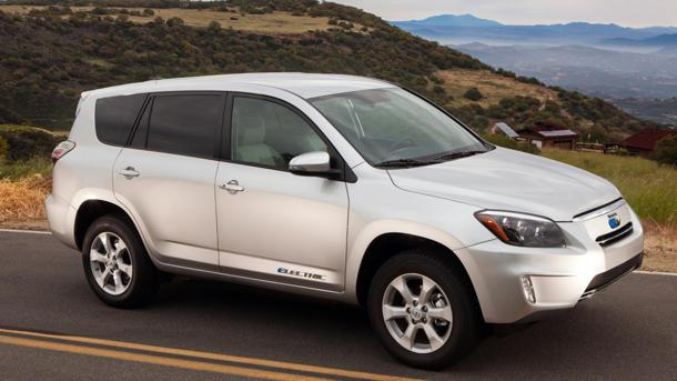 Toyota RAV4 electric lands with $49,800 price tag, low ambitions