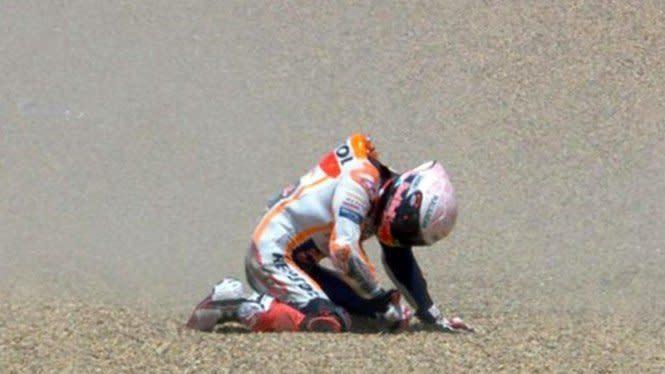 Marc Marquez Dipastikan Absen Lagi di MotoGP Austria