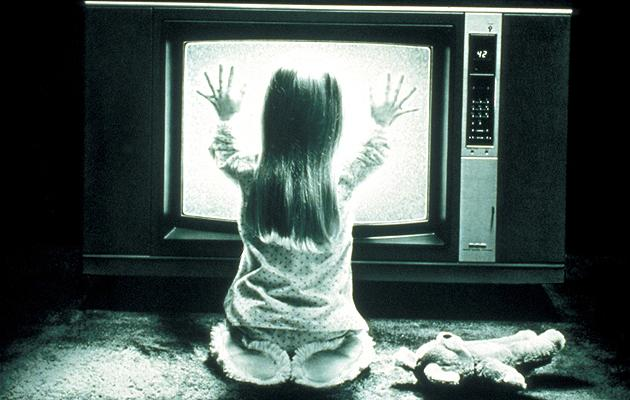 The curse of Poltergeist