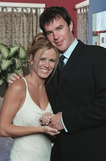 Trista Rehn and Ryan Sutter