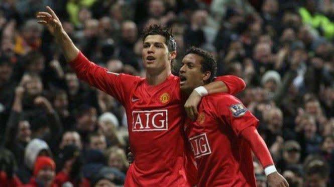 Cerita Nani Soal Ronaldo yang Blak-blakan Mau Tinggalkan MU
