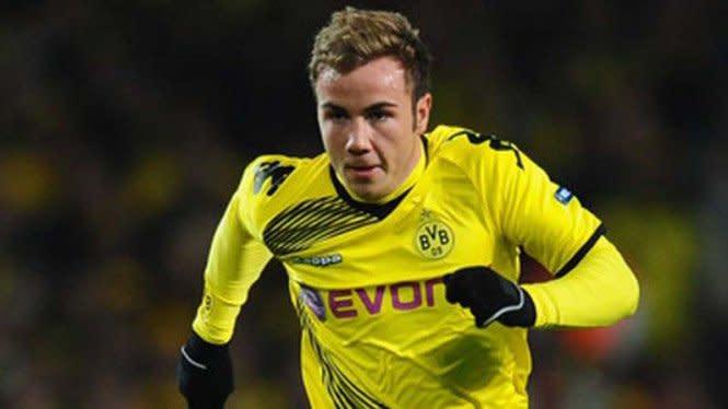 Kejutan, Bayer Munich Tertarik Pulangkan Mario Goetze