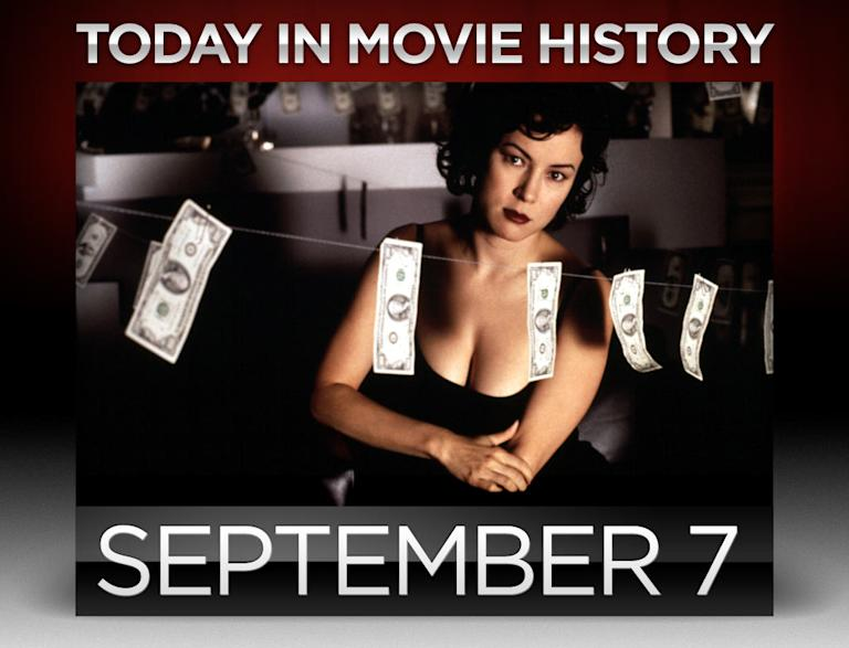 today in movie history, September 7