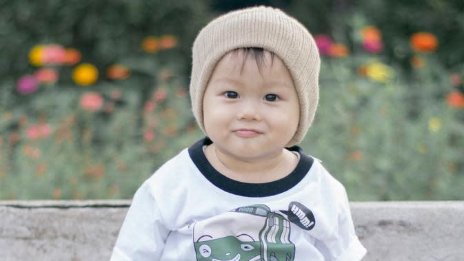 ilustrasi anak bayi/Photo by andri onet on Unsplash