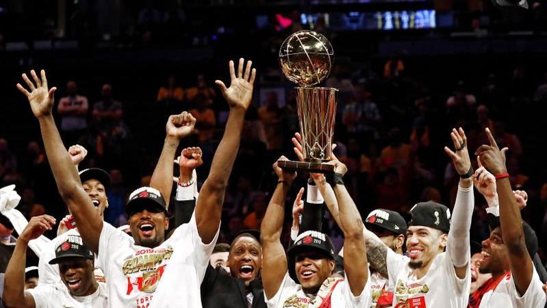 NBA》多倫多暴龍奪得隊史首冠!您覺得關鍵是?
