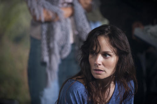 'Walking Dead' Sneak Peek Photo: Why Is Lori Scared?