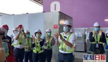 亞博館增建1000張病牀 料數周內完成工程