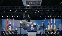 我下一代戰機發動機與設計 第一階段投入百億元