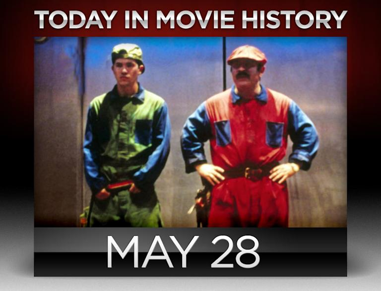Today in movie history, May 28