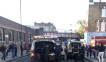 倫敦地鐵驚傳爆炸 多名乘客臉部灼傷 BBC: 警方定調為恐攻