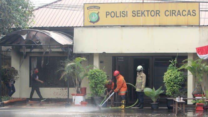 Kasus Penyerangan Polsek Ciracas, 29 Anggota TNI Ditahan