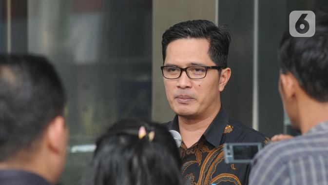 Mundur dari KPK, Febri Diansyah Berencana Bangun Kantor Hukum Publik
