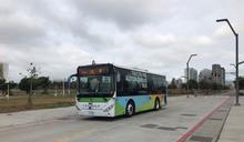 台中水湳自駕巴士 11月可望開放民眾試乘