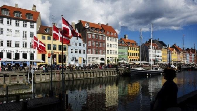 Ilustrasi Denmark (AFP)