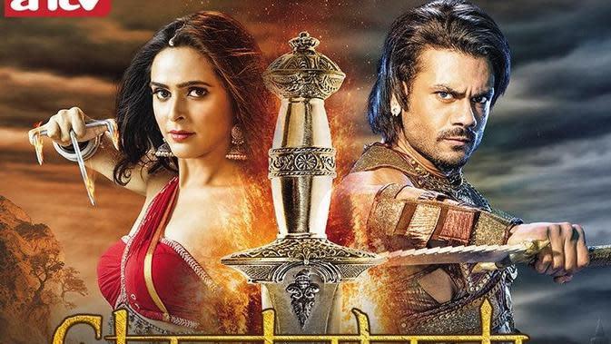 Chandrakanta serial India (Istimewa)