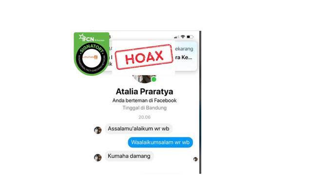 Hati-hati Akun Facebook Mengatasnamakan Istri Gubernur Jabar Atalia Praratya
