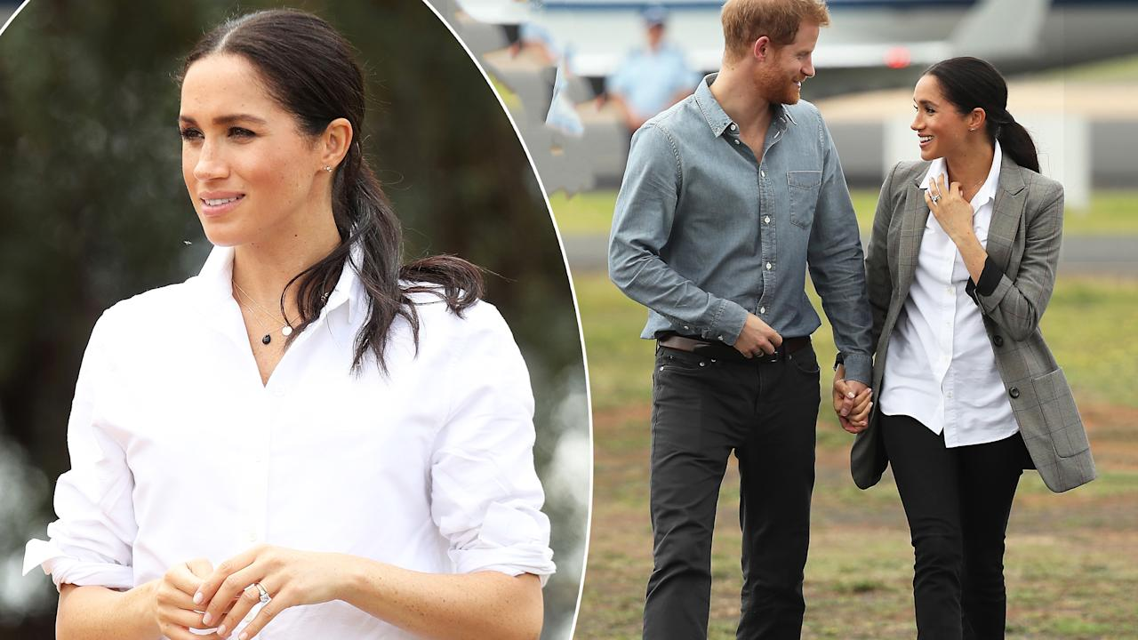 <p>The Duke and Duchess of Sussex are spending today in Dubbo. </p>