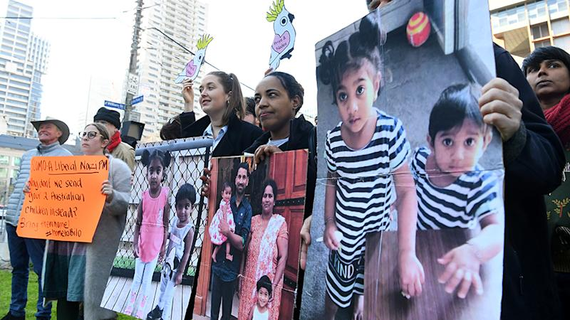 Court blocks Australia from deporting Tamil toddlers AFP, Melbourne