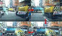 車Cam直擊:深水埗洗街車攔腰撞巴士釀24人傷 司機涉危駕被捕