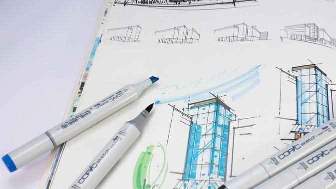 Mau bangun rumah tapi tak punya biaya untuk bayar arsitek? Simak ulasan berikut ini