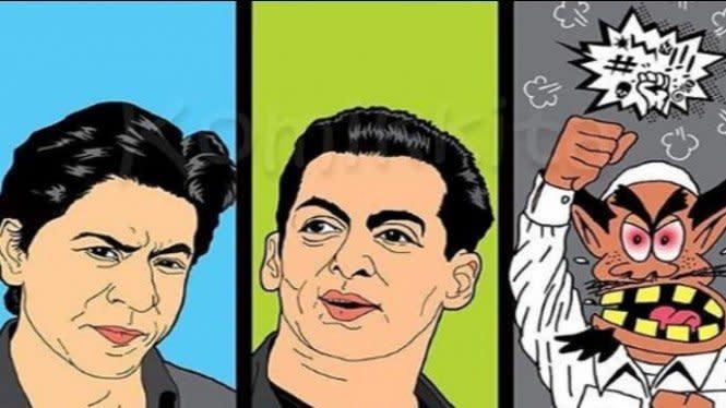 Komik India-Indonesia Kocak, Aktornya Menyebalkan Tapi Menghiburkan?