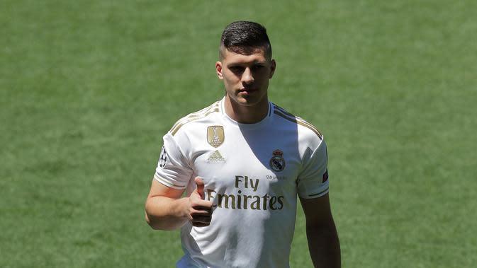 Berbatov Menyarankan Luka Jovic Angkat Kaki dari Real Madrid