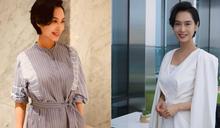 紫霞仙子崩壞?49歲朱茵接女兒放學 休閒打扮遭酸「比大媽還沒氣質」