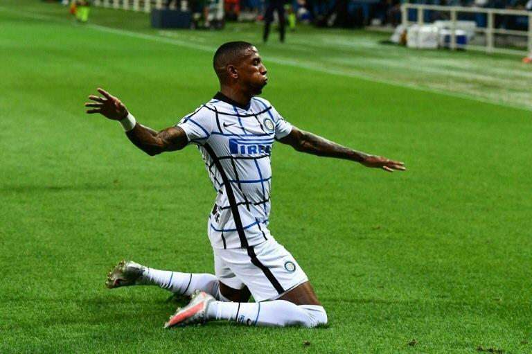 Inter Milan's Ashley Young tests positive for coronavirus