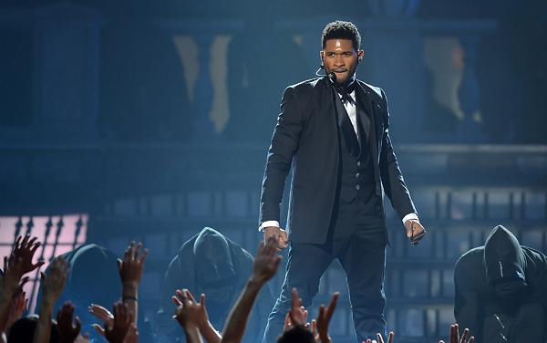 Fans Can Dance On Screen With Usher in Upcoming Webcast
