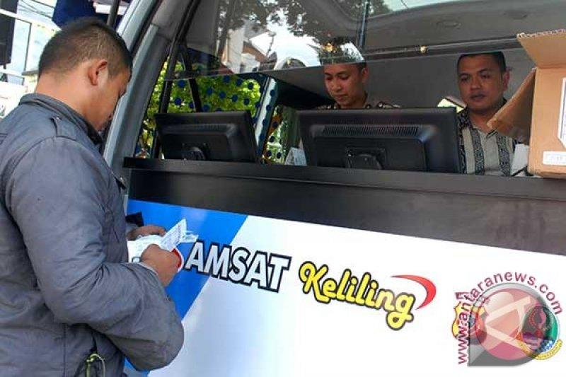 Pemprov Jabar bebaskan denda pajak kendaraan bermotor