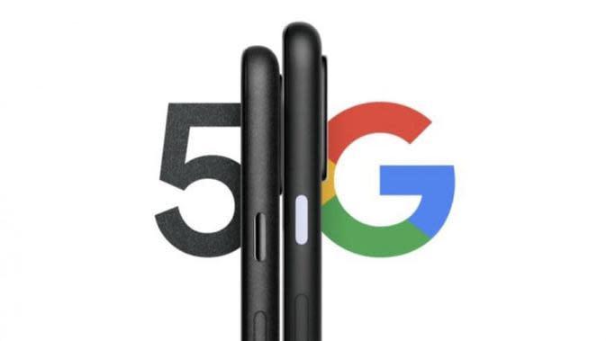 Pixel 4a 5G dan Pixel 5. (Doc: Google)