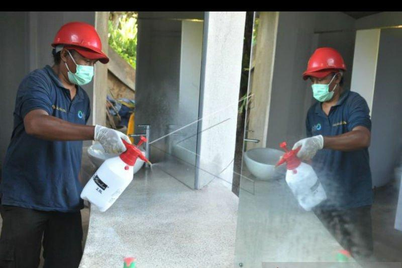 ITDC lakukan antisipasi penyebaran COVID-19 di The Nusa Dua